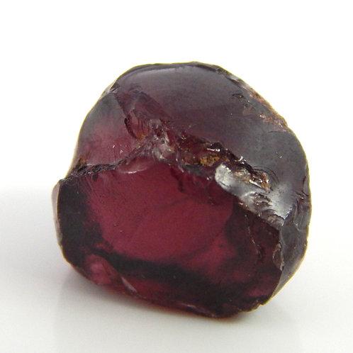 Rhodolite Garnet Facet Rough 2.6 Grams (#70p)