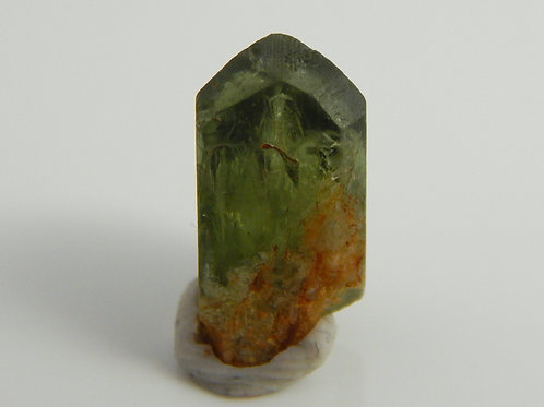 Green Diopside Terminated Rough 1.3 Grams (#4)
