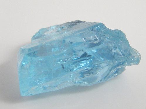 Aquamarine Facet Rough 5 Grams (#57p)