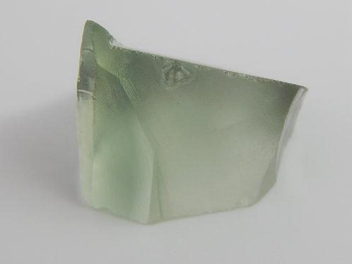 Prasiolite Facet Rough 8.9 Grams (8p)