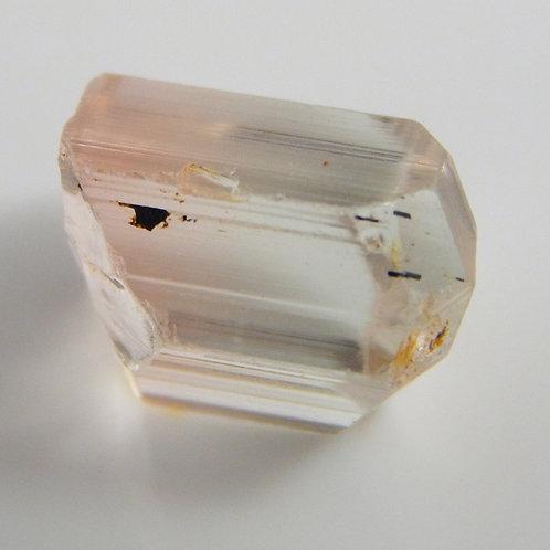 Congo Tourmaline Facet Rough/Crystal 1 gram (#564p)