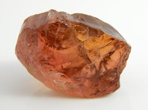 Congo Peach/Pink Tourmaline Facet Rough 14 Grams (#163p)