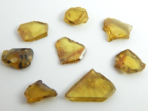 Sphene Crystal/Rough Parcel 5 Grams (#1)