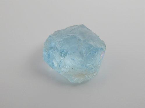 Aquamarine Facet Rough 1 Gram (#147p)