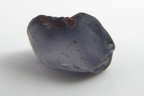 Grey Natural Tunduru Sapphire Facet Rough 0.4 Grams (#318p)