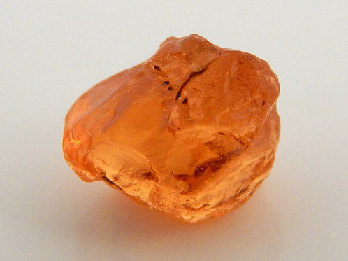 Spessartite Garnet Facet Rough 0.7 Grams (#133p)