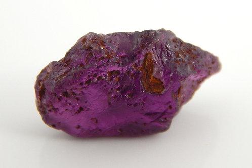 Purple Garnet Facet Rough 2.4 Grams (#170p)
