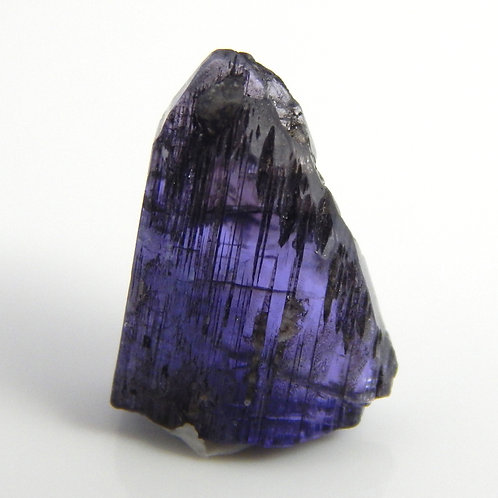 Purple Tanzanite Crystal Rough 1.5 Grams  (#21)