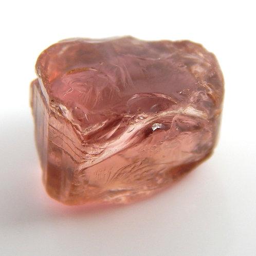 Pink Congo Tourmaline Facet Rough 1.5 Grams (#509)