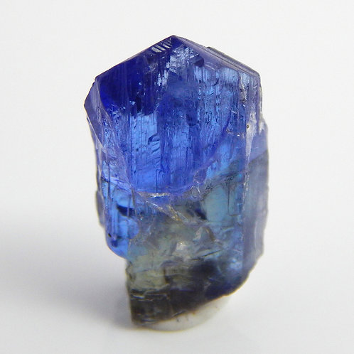 Blue Tanzanite Terminated Crystal 1.8 Grams (#74)