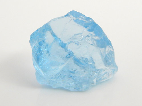 Aquamarine Facet Rough 1.0 Grams (#77p)