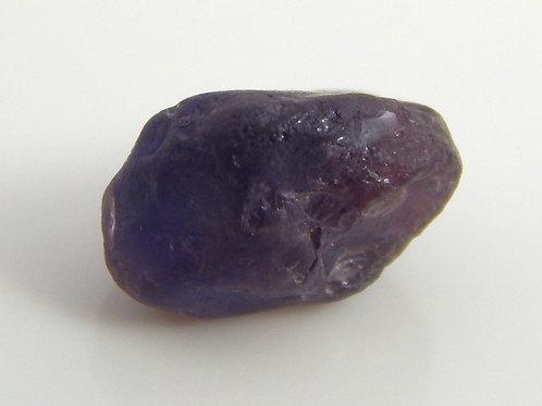 Purple Umba valley Sapphire Facet Rough 0.7 Grams (#21p)