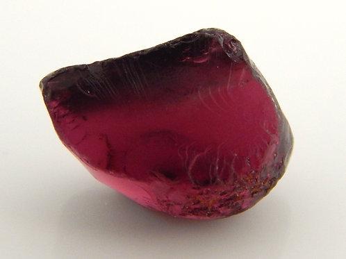 Rhodolite Garnet Facet Rough 1.7 Grams (#125p)
