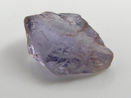 Blueish Purple Umba Sapphire Facet Rough 0.6 Grams (#266p)