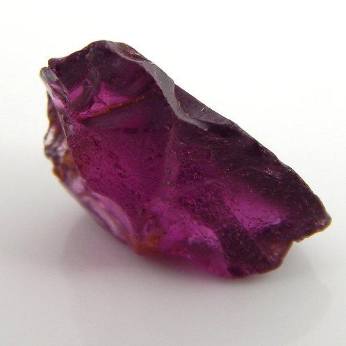 Purple Garnet Facet Rough 1.6 Grams (#162p)