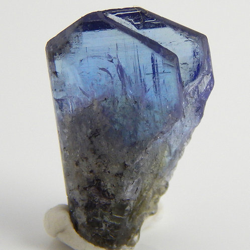 Natural Twin Tanzanite Crystal Rough 2.2 Grams (#65)