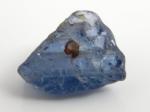 Blue Umba Sapphire Facet Rough 1.7 Grams (#182p)