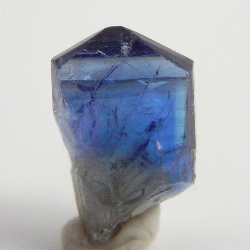 Blue Tanzanite Rough Crystal Rough 1.1 Grams (#15)