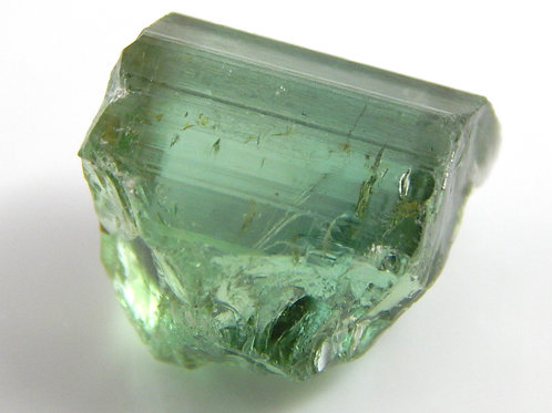 Green Congo Tourmaline Facet Rough 2.3 Grams (#549p)