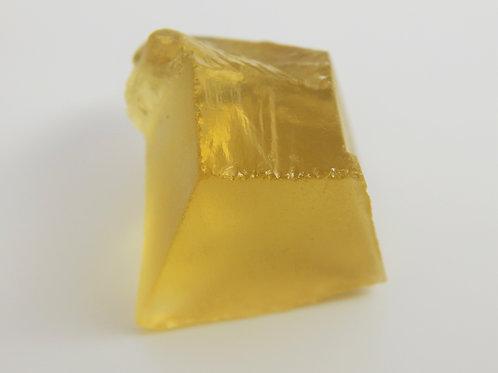 Select Lemon Citrine Quartz Facet Rough 13.2 Grams (72p)