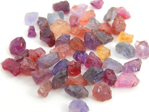 Umba Sapphire Facet Rough Parcel 10 grams (#66p)