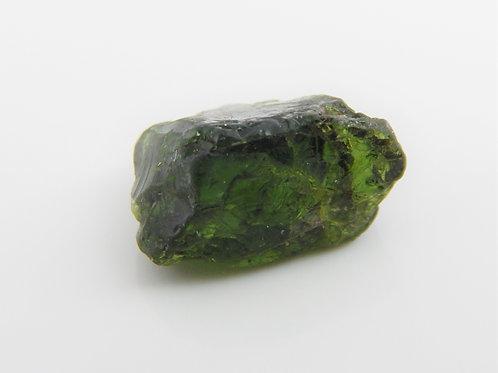 Chrome Tourmaline Facet Rough 1.2 Grams (702p)