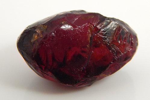 Rhodolite Garnet Facet Rough 2.9 Grams (#89p)