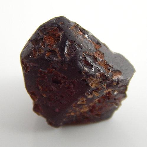 Red Zircon Facet Rough 2.9 Grams (#22p)