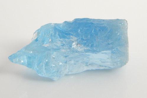 Aquamarine Facet Rough 1.5 Grams (#78p)