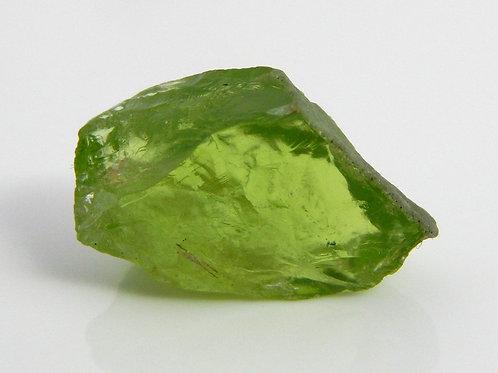 Peridot Facet Rough 1.9 Grams (#12)