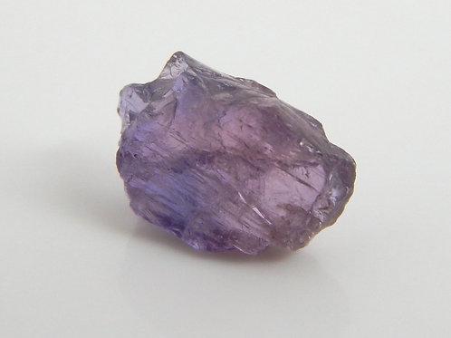 Purple Sapphire Facet Rough 0.5 Grams (#37p)