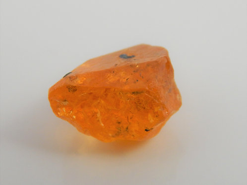 Spessartite Garnet Facet Rough 0.8 Grams (296p)