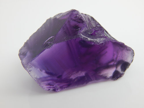 Select Amethyst Facet Rough 30.8 Grams (70p)