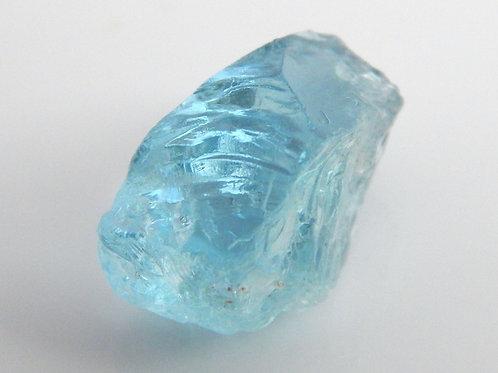 Madagascar Aquamarine Facet Rough 1.5 Grams (#65p)