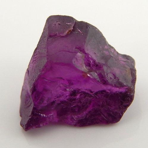 Purple Garnet Facet Rough 1.4 Grams (#164p)