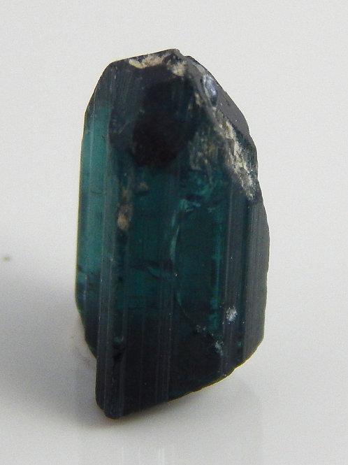 Indicolite Blue Tourmaline Crystal 0.9 Grams (#130)