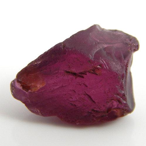 Purple Garnet Facet Rough 1.5 Grams (#144p)