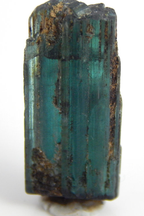 Indicolite Tourmaline Cabbing Rough 2.8 Grams (#86)