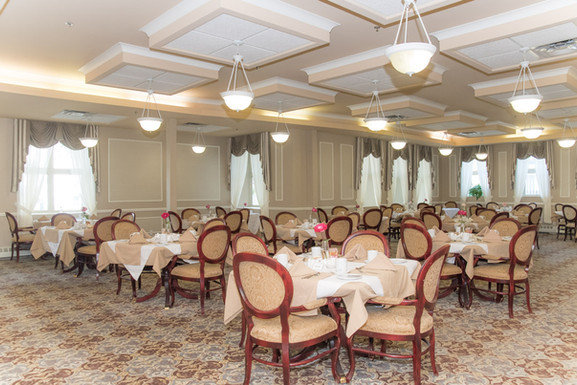 Governors Walk Dining Room