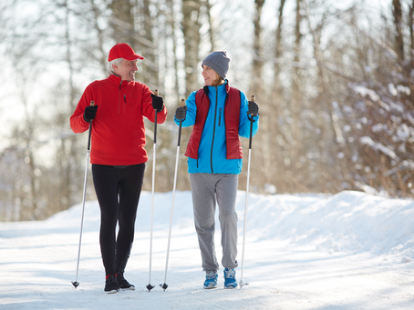 Winter Activities to Promote Senior Health