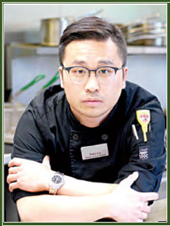 Greenview Residence Executive Chef Peter Lee