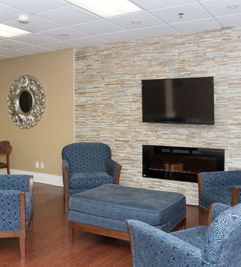 Common Area for Residents