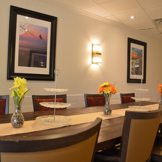 Greenview Private Dining  room