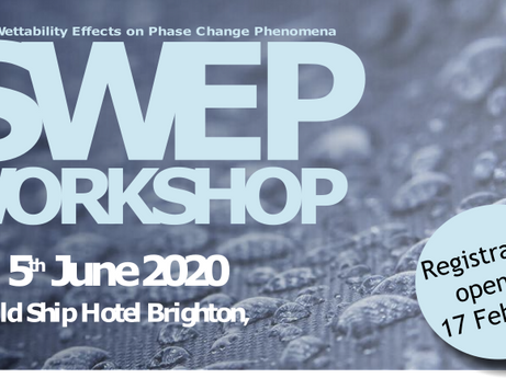 SWEP WORKSHOP IN BRIGHTON