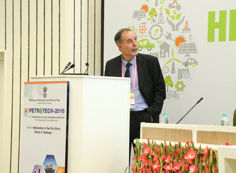 Hexxcell CEO speaks at PETROTECH'16