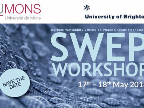 Workshop on Surface Wettability Effects on Phase Change Phenomena announced