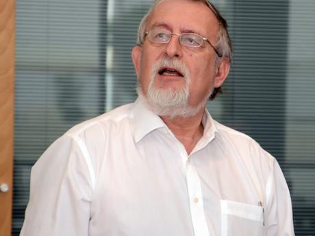 Professor Barry Azzopardi Passes Away