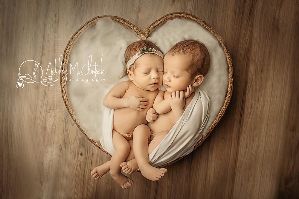 Oklahoma twin photography, Newborn Photographer