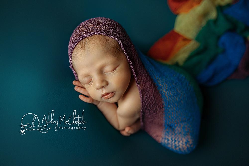 Oklahoma Newborn Photographer