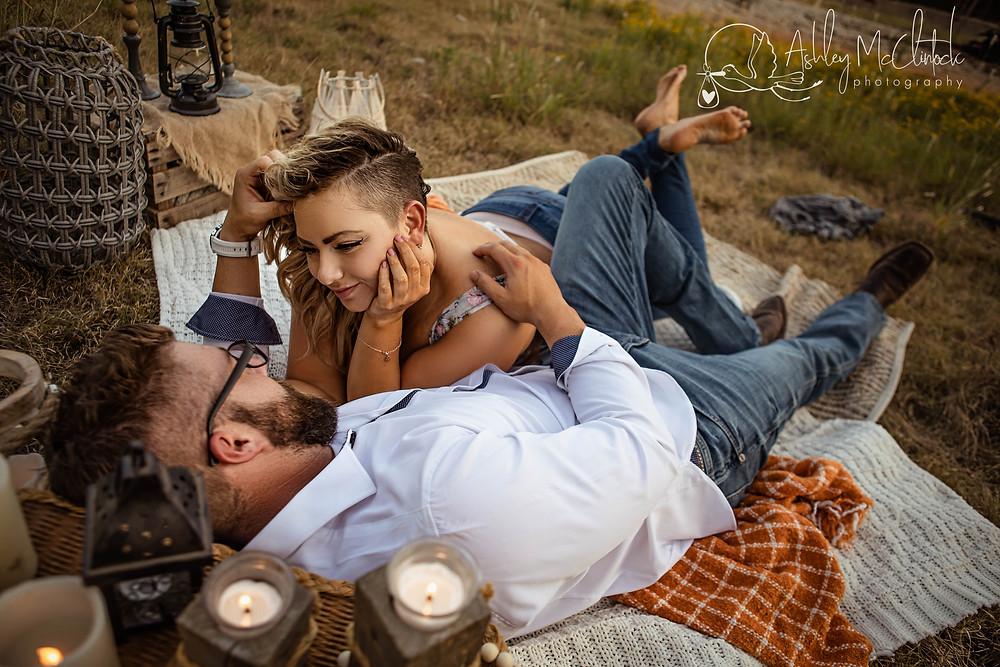 Boudoir Couples Session